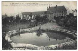 37 - Bourgueil - Abbaye Coté Sud - France