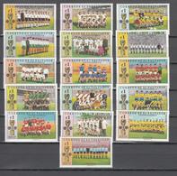 El Salvador 1970,15V,,Mexico 1970,football,fussball,voetbal,fútbol,calcio ,MNH/Postfris(L3360) - Wereldkampioenschap