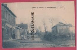 62 - VELU----Grande Rue---animé - France