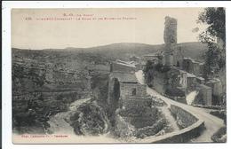 Minerve,le Brian Et Les Ruines Du Chateau - Altri Comuni