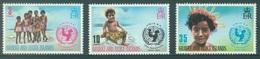 GILBERT ELLICE -  MNH/** - 1971 - UNICEF - Yv 188-190 -  Lot 18277 - Îles Gilbert Et Ellice (...-1979)