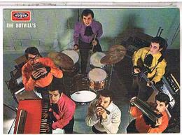 Musique Et Musiciens GROUPE   THE HOTVILL S DEDICASSEE - Musique Et Musiciens