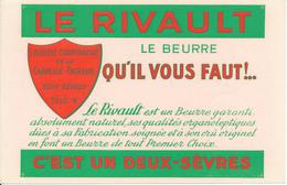 """BUVARD - Beurre """"Le Rivault"""" - La Chapelle Thireuil, Deux Sèvres - Food"""