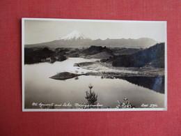 RPPC     Mt Egmont  New Zealand  Ref. 3085 - New Zealand
