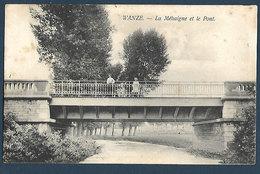 Wanze - La Mehaigne Et Le Pont - Wanze