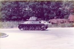 CDEB Saumur 1980 - Hotchkiss H 35 Light Tank (2) - Documents
