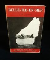 ( Bretagne Morbihan ) BELLE-ILE-EN-MER Anatole JAKOVSKY 1950 Photos Envoi De L'auteur - Bretagne
