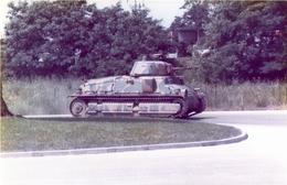 CDEB Saumur 1980 - SOMUA S35 - Documents