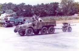CDEB Saumur 1980 - Tracteur 6X6 Laffly W15 T (2) - Documenti