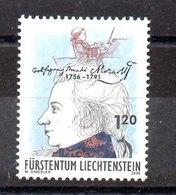 Serie De Liechenstein N ºYvert 1357 (**) - Belvédère