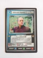 Star Trek CCG - Ambassador Krajensky (Personnel Federation/Uncommon) - Star Trek