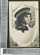 CARTE RAPHAEL TUCK / ENFANTS - LITTLE BOY - Jolie Carte Fantaisie Portrait Enfant Dans Coquille D'oeuf De Pâques - Tuck, Raphael