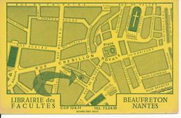 BUVARD - Librairie Des Facultés, Nantes - Papeterie
