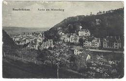Saarbrucken - Partie Am Winterberg - Soldat Décembre 1918 - Saarbruecken