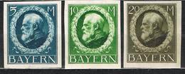 ALLEMAGNE BAVIERE 107B/109B** - Bavière