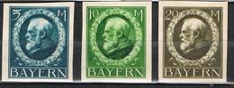 ALLEMAGNE BAVIERE 107B/109B* - Bavière