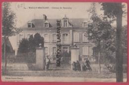 62 - WAILLY-BEAUCAMP-----Chateau De Beaucamp---animé - France