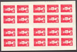 65) Carnet 2874 C9 Avec Chiffre De Nappe Partiel - Côte + De 150€ - Carnets