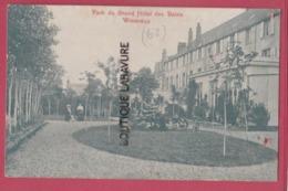 62 - WIMEREUX--Parc Du Grand  Hotel Des Bains - Andere Gemeenten
