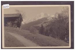 DISTRICT D'AIGLE - ENVIRONS DE LEYSIN - TB - VD Vaud