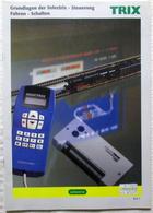 TRIX Ratgeber Selectrix T1 69008 Steuerung Fahren Schalten Grundlagen TB - Books And Magazines