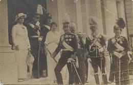 Pays Div -ref P82- Grece -greece - Carte Photo - Photo Postcard -royauté -famille Royale -royauté -familles Royales  - - Grèce