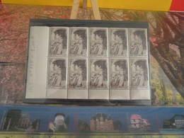 Timbres Neufs > Sarah Bernhardt - N°738 - Y&T 1945 - Coté 5€ - Ongebruikt