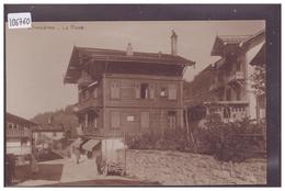 DISTRICT D'AIGLE - VILLARS CHESIERES - LA PLACE - TB - VD Vaud