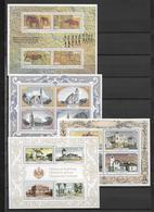SWA / SOUTH WEST AFRICA - BLOCS YVERT N° 2+3+4+6 ** MNH - COTE = 18 EUR. - Autres - Afrique