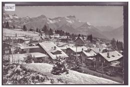 DISTRICT D'AIGLE - VILLARS - TB - VD Vaud