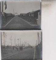 BETHUNE    LOT 2 PHOTOS 12 CM SUR 9CM    26 SEPT 1920 - Bethune