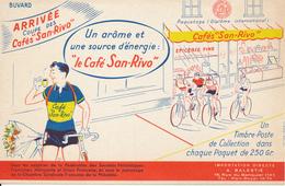 BUVARD - Café San Rivo - Cyclisme - Coffee & Tea
