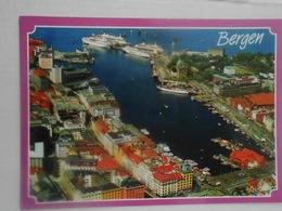 NORVEGE***BERGEN -  NORWAY - Norwegen