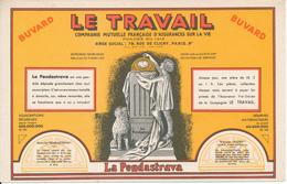 """BUVARD - Assurances 'Le Travail"""" - Le Pendastrava - Banque & Assurance"""