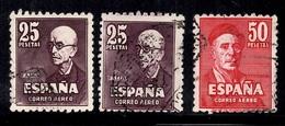 Espagne Poste Aérienne YT N° 236/237 Oblitérés. B/TB. A Saisir! - Usati