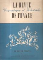 En Ile De France Panorama Des Arts Et Techniques N°1 De 1957 Collectif Revue Géographique Et Industrielle De France - Ile-de-France