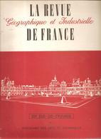 En Ile De France Panorama Des Arts Et Techniques N°2 De 1958 Collectif Revue Géographique Et Industrielle De France - Ile-de-France