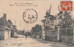 45 Olivet.  Villa Du Moulin. Rue De La Source - France