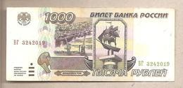 Russia - Banconota Circolata Da 1000 Rubli P-261 - 1995 - Russia