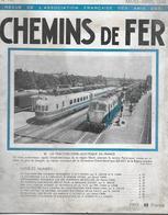 Association Des Amis Du Chemin De Fer 1948 - Livres, BD, Revues