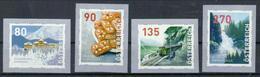Österreich 'Dispenser-Rollenmarken Sehenswürdigkeiten' 4 / Austria 'Dispenser Coil Stamps Sights' **/MNH 2018 - Ferien & Tourismus