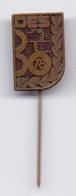 Pin DES Novi Sad 30 Years Working Organization Of Deaf People Yugoslavia 2cm - Medical