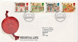 Great Britain Set On FDCs - Other