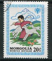 MONACO- Y&T N°1088- Oblitéré - Mongolie
