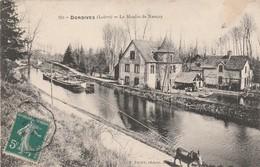45 Dordives. Le Moulin De Nançay - Dordives