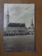 Tallinn, Raekoda (Rathaus, Hotel De Ville, Gemeentehuis) --> Unwritten - Estonie