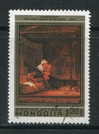 MONACO- Y&T N°1136- Oblitéré - Mongolie