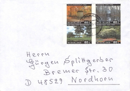 NETHERLANDS - MINISHEET 1999 THE SEASONS Mi #1709-1712 - Period 1980-... (Beatrix)