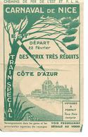 Nice - 06 -Cote D'azur - Carnaval De Nice - Pubblicitari