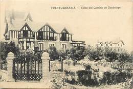 Pays Div -ref P48- Espagne -espana -spain - Fuentuerrabia -villas Del Camino De Guadelupe -guadeloupe  - - Spanien